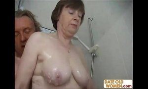 Old couple have a hardcore fucking action xVideos