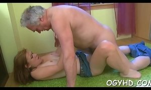 Old boy craves for young hole xVideos