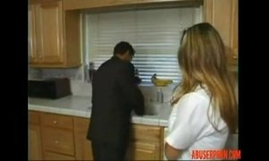 PapaStep Dad Scolds Not His Step Daughter: Free Porn 8c - xxxmilf.pro xVideos