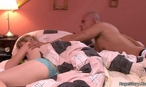 Cheating bitch is forced to ride his hard cock xVideos