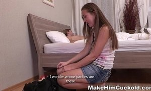 From youporn a boxer xvideos to a tube8 cuckold Limonika teen-porn