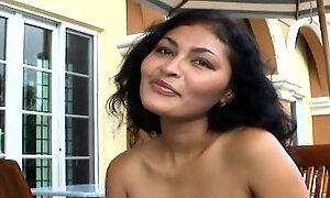 Dirty fucking slut gets fucking stuffed
