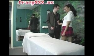 Black masseuse xVideos
