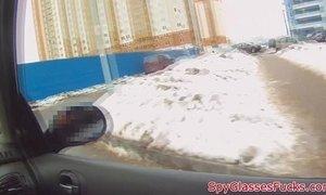 Picked up Russian slut pov riding cock xVideos