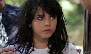 Wild Teen From The Woods - Gina Valentina xVideos