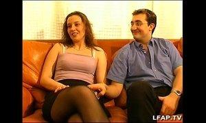 Couple libertin en plein casting porno xVideos