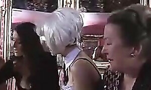 Busty bitches got drunk and group sex
