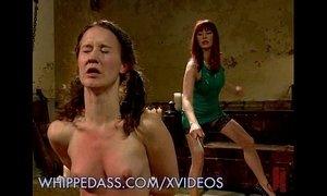 Kinky Lesbian Ass Whipping xVideos