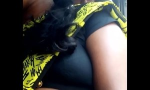 Chennai aunty bus boobs 420
