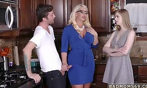 Taboo milf fuck and ass to mouth threesome xxx My partners step daughters Boycomrade