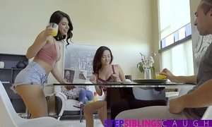 Making My Teen Sisters Fight For Cock - Part 1 xVideos