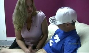 Horny mistress wants a lot of cum from young man xVideos