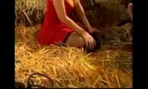 Rich Wife Fucked in Barn By Farm hand xVideos