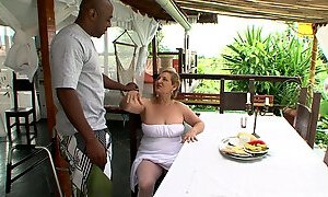 Nothing pleases Taila like getting fucked by a big black cock