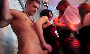 Hard Core Party With Drunk Whores