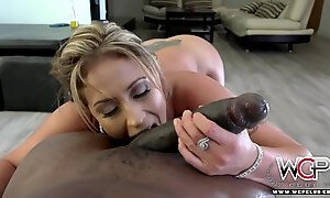Waited too long for his big black dick
