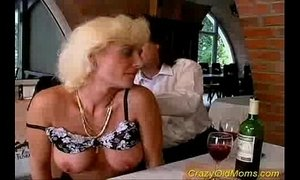 Crazy old mom gets fucked hard xVideos