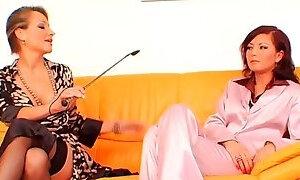 Naughty girl gets spanked bdsm film 4