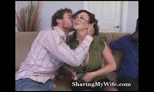 Wife Fucks New Guy For Piggy Hubby xVideos