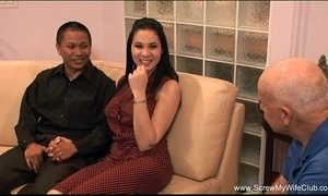 Major Anal Action For Swinger Wife xVideos