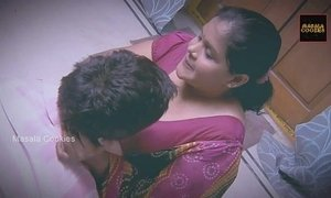 Chubby Indian / Desi Lady with younger man xVideos