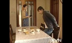 Haruka Tsuji in My Mother like to Fuck My Husband