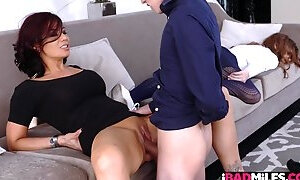 Juan having sex her step MILFs mother i´d like to bang coochie
