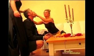Goddess Mistresses Get Naughty In Front Of Their Slave xVideos