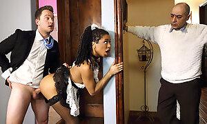 Kira Noir & Van Wylde in Up and Cummer - BrazzersNetwork