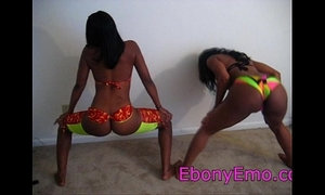 Two Black Round Big Booty xVideos