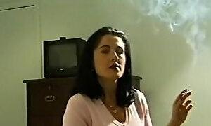 Smoking Fetish - Meg